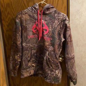 Real tree hoodie